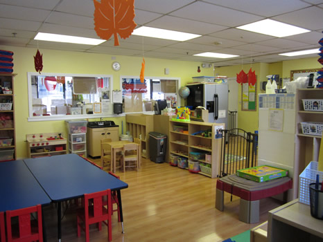 Boston Day Care Main Room